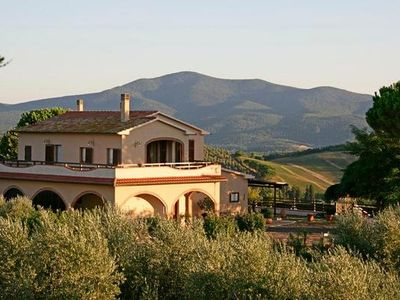 Photo for Holiday house Roccastrada for 12 - 14 persons with 6 bedrooms - Holiday house