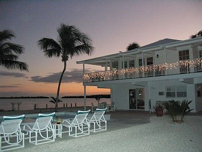 Photo for Beautiful Oceanfront Home on Ramrod Key, Dock & Poolside Tiki Bar-Call for Rates