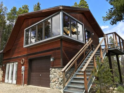 Photo for Mountain House/Vacation Cabin  (Breck/Blue River)