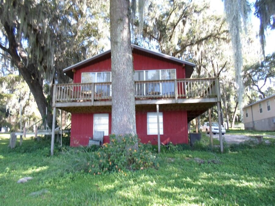 Lake House In Dade City FL