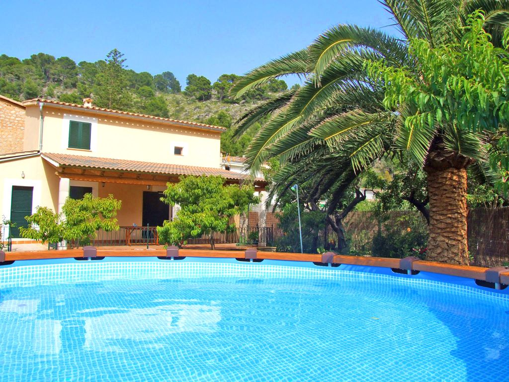 Can Freixa Port De Soller Villa With Pool And Garden