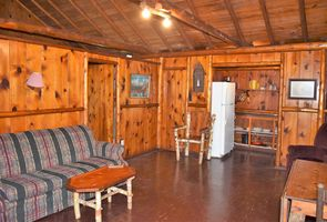 Photo for 2BR Cabin Vacation Rental in Whitehall, Michigan