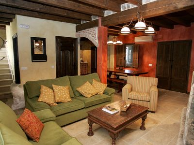 Photo for Country houses Las Cabachuelas for 6 people