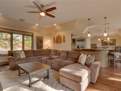 Photo for Dancing Leaves - Incline Village: 3 BR / 2.5 BA three bedrooms in Incline Village, Sleeps 9