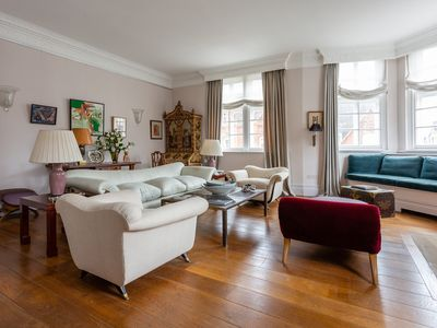 Photo for South Audley Street III by onefinestay
