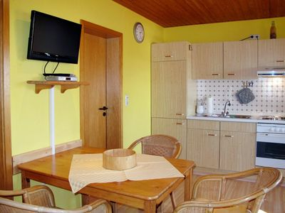 Photo for Cosy apartment for 3 people with WIFI, TV, pets allowed and parking