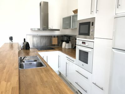 Photo for Spacious three-bedroom apartment