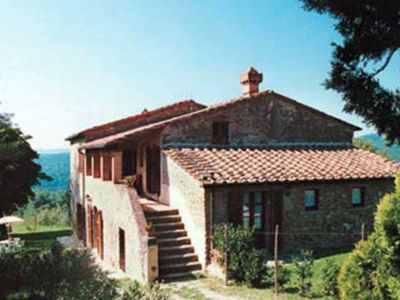 Photo for Beautiful apartment for 6 guests with WIFI, pool, pets allowed and parking, close to Arezzo