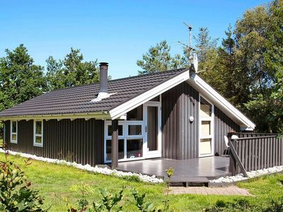 Photo for Spacious Holiday Home in Hals with Private Whirlpool