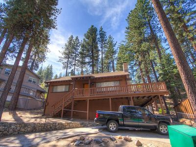 Photo for Pet Friendly Cabin, Walk to Zephyr Cove (NVH1001)