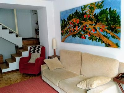 Photo for COZY DUPLEX, WITH GARDEN AND BEAUTIFUL VIEWS