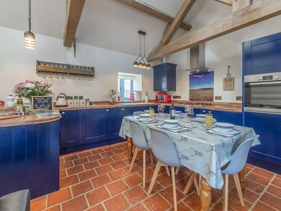 Photo for A beautifully presented cottage with wonderful views across open countryside.