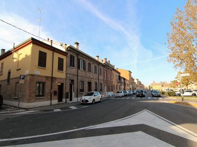 Photo for Via di Roma 4, house in the center with terrace