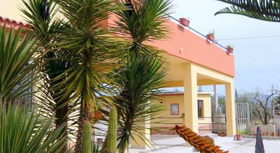 Photo for Beautiful Villa Ivana 1 lots of sun and green, near the beach, climate, wi-fi free.