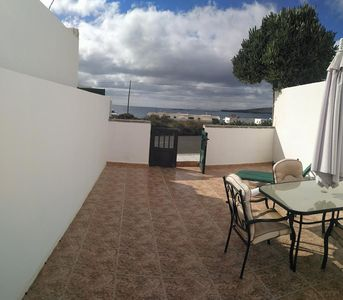 """Photo for Cozy Holiday Apartment """"Apartamento Ayla"""" with Mountain View, Ocean View, Terrace & Wi-Fi"""