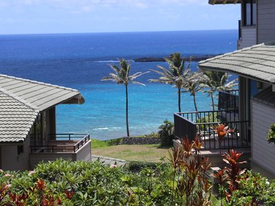 Photo for Spacious Ocean View Unit with Large Lanai in Kapalua Bay Villas