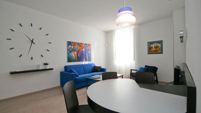 Photo for Inn Trastevere Moon, located in Trastevere beautiful apartment at a super affordable price!