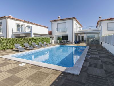 Photo for Modern Villa for 8 in Praia del Rey