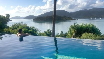 Photo for The Point Whitsundays, romantic and luxurious spa