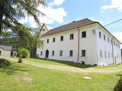 Photo for Small romantic castle in the Austrian mountain Nockbergen