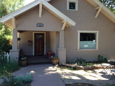 Photo for Downtown Flagstaff Bungalow - 5 minute walk to downtown
