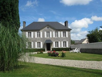 Photo for Gite Trelly, 5 bedrooms, 10 persons