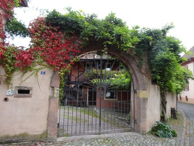 Photo for 1BR House Vacation Rental in Turckheim, Grand Est