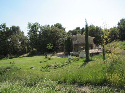 Photo for Detached house at the foot of the Luberon near Cabriéres d'Aigues FR2RQ1YR