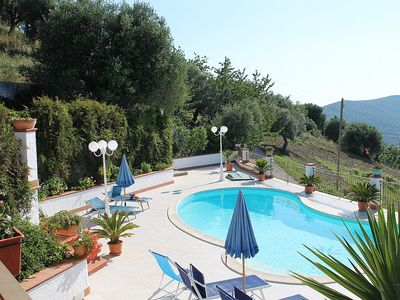 Photo for 4 bedroom Villa, sleeps 11 in San Giuliano with Pool, Air Con and WiFi