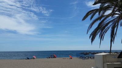 Photo for Beautiful Flat in Fuengirola with terrace sea view and 2 minutes from the beach