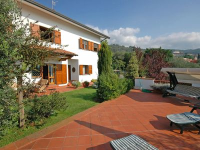 Photo for Massa e Cozzile Villa, Sleeps 10 with Pool