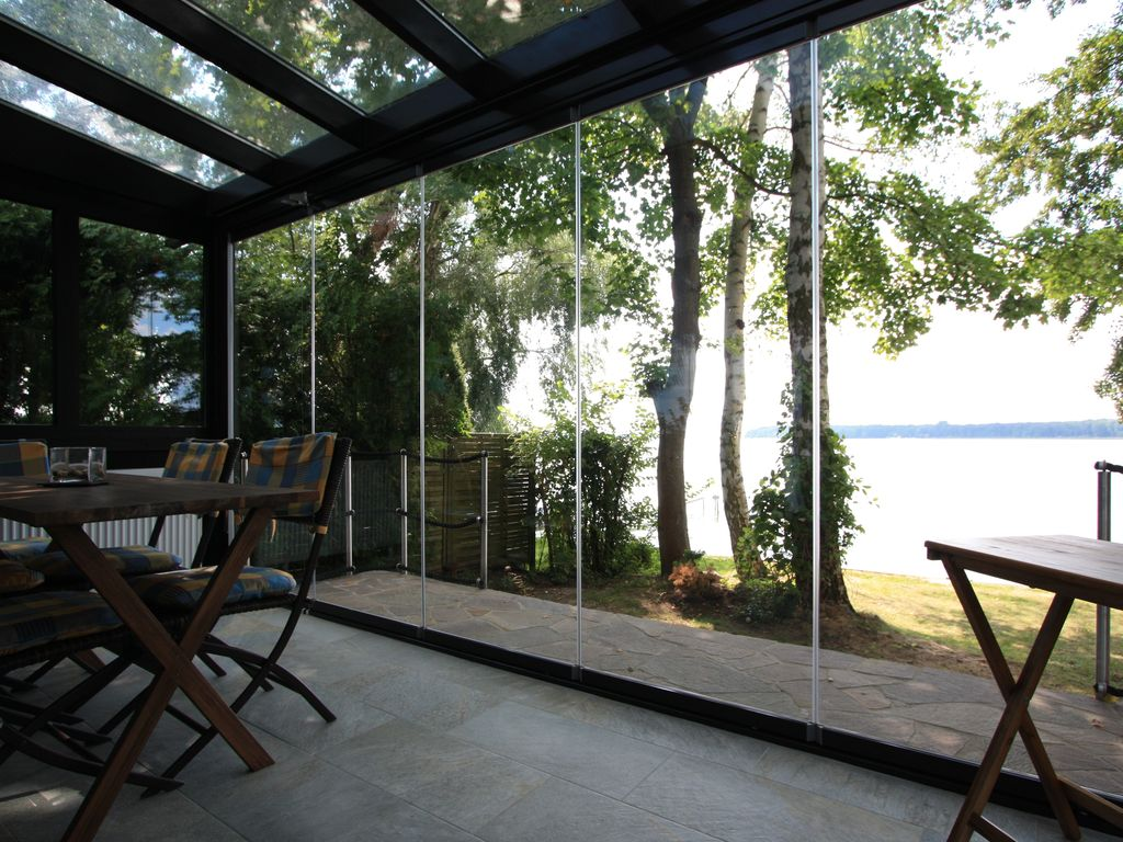 apartment bad saarow direct access to the lake 5m winter