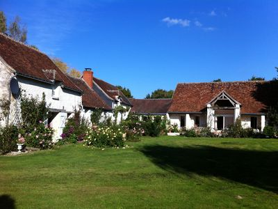 Photo for BedBreakfast in a 16th century house Loire valley near the most famous chateaux