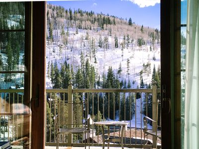 Photo for 3BR Ritz Vail; Fab view of Vail Mtn