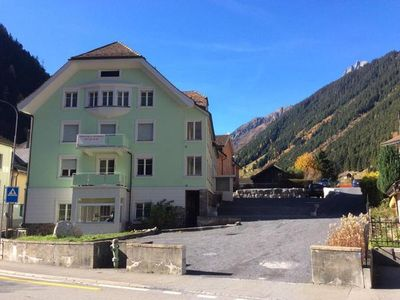 Photo for Holiday apartment Göschenen for 1 - 8 persons with 3 bedrooms - Holiday house