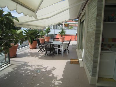 Photo for 3BR Apartment Vacation Rental in Sanremo