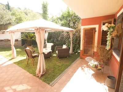 Photo for Maison Costa di Murlo Villa with garden