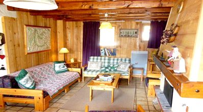 Photo for 3BR Chalet Vacation Rental in Champagny en Vanoise