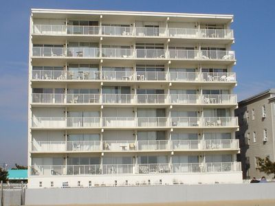 Photo for El Capitan, Ocean City, MD, USA unit 201 located direct ocean front at 4th Street