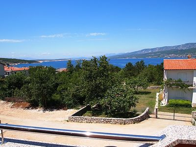 Photo for Apartment Romana in Krk/Šilo - 5 persons, 2 bedrooms