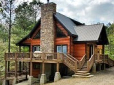 Photo For 4BR Cabin Vacation Rental In Broken Bow, Oklahoma