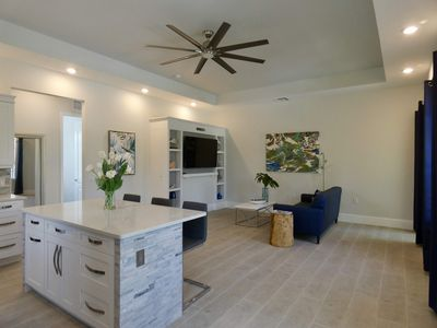 Photo for Newly Built! Modern North Naples Villa on 3 Acres!