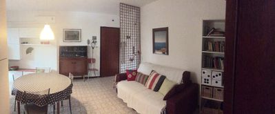Photo for Lovely apartment in Grado Pineta connected with airport and surroundings
