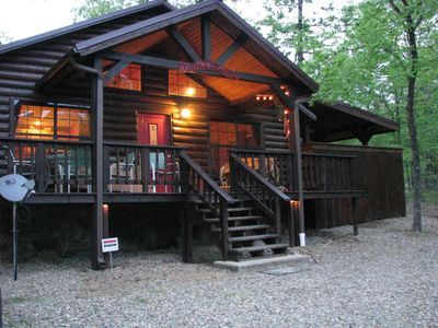 Photo For 2BR Cabin Vacation Rental In Broken Bow, Oklahoma