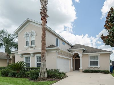 Photo for Executive Pool Villa at a Discounted Price! - Close to Disney - 2 masters!