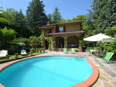 Photo for Vacation home La Goccia in Piegaro - 8 persons, 4 bedrooms