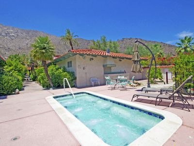Photo for Gracious Mountain Views in a Superb Palm Springs Location.