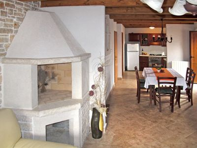 Photo for Vacation home Frapi (PZN321) in Pazin - 4 persons, 2 bedrooms
