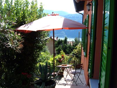 Photo for 1BR Apartment Vacation Rental in Lierna