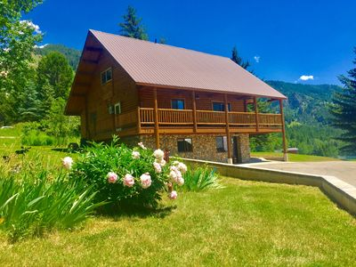 Photo for Beautiful Aspen Cabin - Great Views, Great Location!  Near Jackson & Tetons